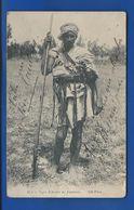 Type D'Arabe  De FANTASIA   Chasseur  écrite En 1913 - Afrika