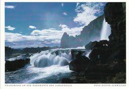 1 AK Island / Iceland * Öxarárfoss - Ein Wasserfall An Der Almannagja-Schlucht Im Þingvellir-Nationalpark * - IJsland