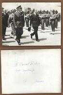 AC -  MOHAMMAD REZA PAHLAVI SHAH OF IRAN 1941 - 1979 VINTAGE PHOTOGRAPH - Irán