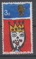 GREAT BRITAIN 1966 THE KING - 1952-.... (Elisabetta II)