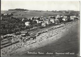 Palombina Nuova - Ancona - Panorama Dall'aereo 1959 - Ancona