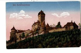 CPA- Carte Postale -France-Die Hohkonigsburg -Château Du Haut-Kœnigsbourg-VM20056 - Selestat