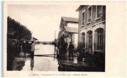 70 GRAY - Inondations Du 14 Octobre 1930 - Avenue Carnot - Gray