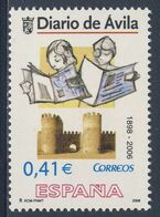 Spain Espana 2006 Mi 4125 ** 108th Ann. Diario De Ávila (1898) - Daily Newspaper / Tageszeitung / Journal - 1931-Heute: 2. Rep. - ... Juan Carlos I