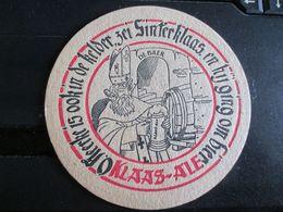 Sint Niklaas Frans Van Immerseel De Baer Brouwerij Sinterklaas - Bierviltjes