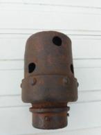 Grenade Allemande D Exercice - Armas De Colección