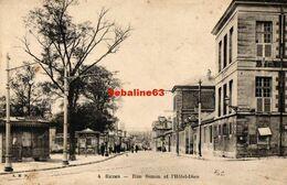 Reims - Rue Simon Et L'Hotel-Dieu - Reims
