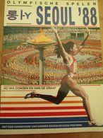 Olympische Spelen Seoul 1988 96 Pag Boksen - Histoire