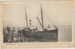Noirnoutier-Le Bateau De Pornic-(D.8386) - Noirmoutier