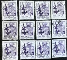 Polska - Poland - P2/4 - (°)used - 1974 - Michel Nr. 2300 - Bloemen 12X - Sellos