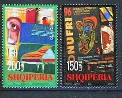 Albanië 2003 - CEPT Nrs 2928-2929 ** - 2003