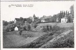 MONT De L'ENCLUS - Groupe De Villas - Photo Albert, Mont De L'Enclus, Orroir - Oblitération De 1956 - Mont-de-l'Enclus