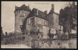 CPA - (24) Chateau De Carlux - Vue De La Grande Facade - Otros Municipios