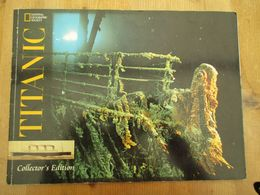 Titanic Ship Collector's Edition National Geographic - Cultura
