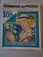 - CORRIERE DEI PICCOLI N 40 / 1979 - OTTIMO - Corriere Dei Piccoli