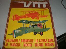 RIVISTA SETTIMANALE VITT 22 OTTOBRE 1970 - Inflight Magazines