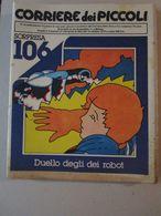- CORRIERE DEI PICCOLI N 41 / 1979 - OTTIMO IL PAESE DEI PUFFI - Corriere Dei Piccoli