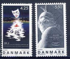 Denemarken 2003 - CEPT Nrs 1341 - 1342 ** - 2003