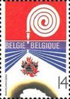Belgium, 1992, Michel 2495, The Fire Department , 1v, MNH - Feuerwehr