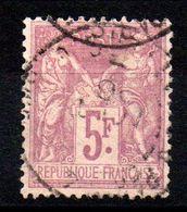 FRANCE - YT N° 95a - Cote: 100,00 € - 1876-1898 Sage (Type II)