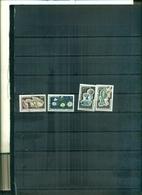 MAURITANIE FLEURS 4 VAL NEUFS A PARTIR DE 0.60 EUROS - Mauritania (1960-...)