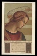 """Lo Sposalizio Della B. Vergine Maria Di Raffaello / Dipinti Celebri - (Milano - Fine Ottocento) - """"Riproduzione"""" - Imágenes Religiosas"""