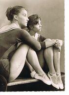JEUX OLYMPIQUES -  PHOTO - URSS - LATYNINA - ASTACHOWA - GYMNASTIQUE - - Other