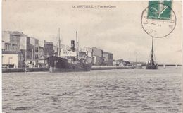 LA NOUVELLE  -  VUE DES QUAIS - France