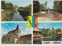 LIGNY LE CHATEL Vues - Ligny Le Chatel