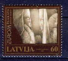 Letland 2003 - CEPT Nr 590 ** - 2003