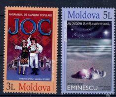 Moldavië 2003 - CEPT Nrs 463 - 464 ** - 2003