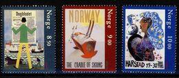 Noorwegen 2003 - CEPT Nrs 1479 - 1481 ** - 2003