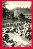 CPA (Ref : BB 019) Le Jura Illustré SYAM Barrage Sur L'AIN  (39 JURA) - Other Municipalities