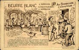 FRANCE - Carte Postale - Carte Humoristique Sur La Restauration - L 66475 - Hotels & Restaurants