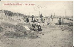 Mariakerke-lez-Ostende - Dans Les Dunes 1907 - Oostende