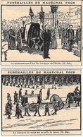 Funerailles Du Maréchal Foch. Stampa 1930 - Prints & Engravings