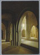 FR.- La Roque-d'Anthéron. ABBAYE CISTERCIENNE DE SILVACANE. BOUCHES DU RHONE. COLLATÉRAL NORD, - Monuments