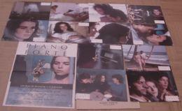 AFFICHE CINEMA ORIGINALE FILM PIANO FORTE + 12 PHOTOS EXPLOITATION COMENCINI BOSCHI 1984 TBE Affiche Bande Dessinée - Affiches & Posters
