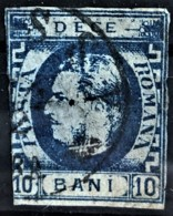 ROMANIA 1869 - Canceled - Sc# 38 - 10b - 1858-1880 Moldavia & Principality