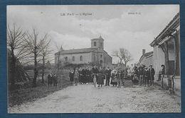 Montauban - LE FAU - L' Eglise - Montauban