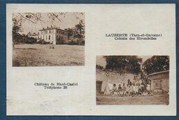 LAUZERTE - Colonie  Des Hirondelles - Lauzerte