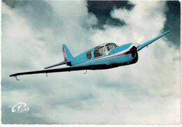CPSM FRANCE THEMES TRANSPORTS AERONAUTIQUE - NORD 1203 Quadriplace - Aviones