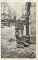 PARIS, Le Racommodeur De Paniers - Petits Métiers à Paris