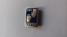 "BOXING CLUB ""APATIN"" - APATIN - SERBIA - Pugilato"