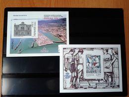 España Año 2006 Pruebas De Lujo MNH Sin Fijasellos Spain Espagne - 1931-Heute: 2. Rep. - ... Juan Carlos I