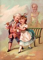 CALENDRIER  DE 1880 - Calendars