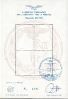 1992-due Diversi Foglietti Commemorativi Per Il I Raduno Nazionale Dell'aviazione Per La Marina - 1946-.. République