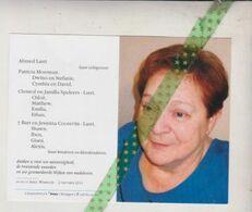 Beatrice Eeckhout-Lasri, Waregem 1946, 2014 - Overlijden