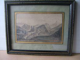 La Salette-Fallavaux ( Corps )  Région De Grenoble  : Notre-dame-de-la-Salette Eugéne Guedy 1873 - Prints & Engravings
