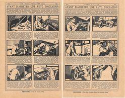 Avant D'acheter Une Auto D'occasion. Stampa 1930 - Prints & Engravings